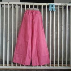 Celana Kulot Batik Model Std (Lurus)