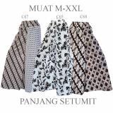 Dapatkan Segera Celana Kulot Klok Cutbray Panjang Batik C65