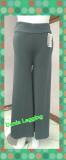 Jual Beli Online Celana Kulot Panjang Abu Tua