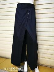Celana Kulot Polos/ Celana Kulot Samurai/ Bahan Linen Tuil
