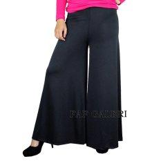 Jual Beli Online Celana Kulot Wanita Hitam