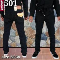 Celana Levis501 Hitam Pekat Original Import - 0Xvgaq
