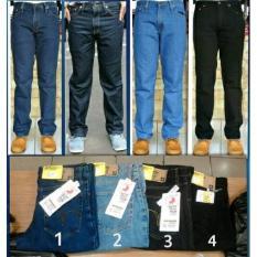 Celana Lois/Celana Jeans/Jeans Standar/Celana Pria - 559C7B