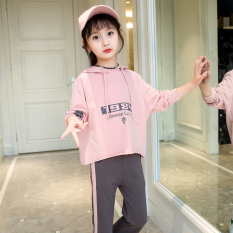Harga Kaos Sweater Kasual Anak Anak Gadis Baru Merah Muda Other Tiongkok