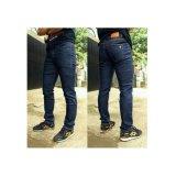 Spesifikasi Celana Nakent Jeans Biru Dongker Biru Tua Melar Murah Memuaskan 3M Baru