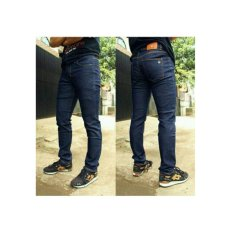 Spek Celana Nakent Jeans Biru Dongker Biru Tua Melar Murah Memuaskan 3M Jawa Barat
