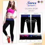 Review Terbaik Celana Olahraga Wanita Sport Legging Sorex 710