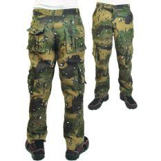 celana panjang army pria /celana cargo pria isl984 /celana pdl motif loreng / celana abri pria cowok casual