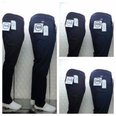 Jual Celana Panjang Cino Pria Hitam Online