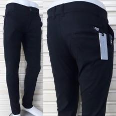 Celana Panjang Cino Pria Bahan Cotton Twill Strecth Melar Swiding Halus Slim Fit Bagus Murah Celana Panjang Pria Diskon 30