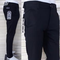 Celana Panjang Cino Pria Model Slim Fit Bahan Cotton Mona Strecth/melar Bagus Murah By Pamenan Store.