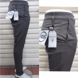 Spesifikasi Celana Panjang Cino Pria Warna Abu Abu Muda Bagus Murah Terbaru