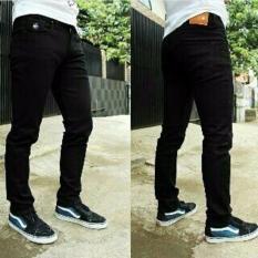 Toko Jual Celana Panjang Denim Black