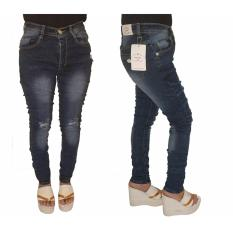 Beli Celana Panjang Jeans Cewek Model Terbaru Dengan Kartu Kredit