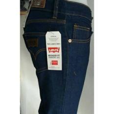 Celana Panjang Jeans Cewek Perempuan Big Size Jumbo Besar Skinny Pensil 33 -  38