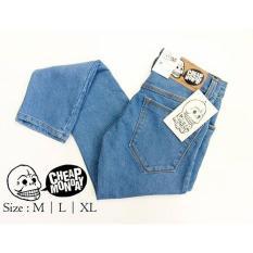 Celana Panjang Jeans DC- Vans- Chep Monday- Levis- Louis Dll - Duy56k