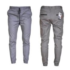Harga Celana Panjang Joger Pants Unisex Dc Abu Abu Terbaru