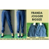 Beli Barang Celana Panjang Jogger Pants Semi Jeans Wanita Online