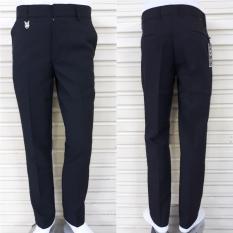 Beli Celana Panjang Kerja Formal Kantoran Pria Model Slim Bahan Gabardin Bagus Murah Dengan Kartu Kredit