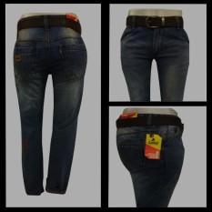 Spesifikasi Celana Panjang Lois Model Skinny Blue Light Bagus