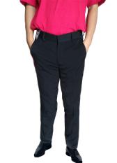 Celana Panjang Pria Bahan Formal Hurider 832 Hitam Dki Jakarta