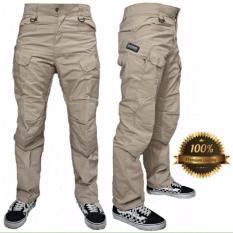 Jual Celana Panjang Blackhawk Cream Celana Tactical Celana Outdoor Celana Hunting Army Police Pants Blackhawk Grosir