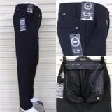 Spesifikasi Celana Panjang Pria Formal Kerja Model Slimfit Bahan Gabardin Bagus Murah