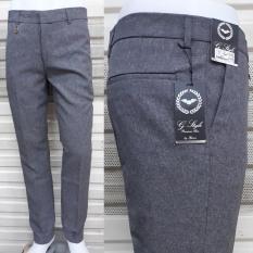 Celana Panjang Pria Formal/kerja Model Slimfit Bahan Gabardin Bagus Murah By Gibran Fashion.