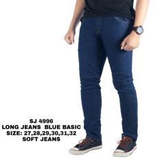 Celana  Panjang Pria Pensil/Celana Denim/Celana Skinny Panjang Priaa