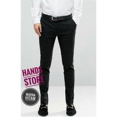 Beli Celana Panjang Pria Skinny Formal Terbaru