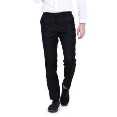 Beli Celana Panjang Pria Warna Hitam Slim Fit Kado Valentine Celana Kerja Murah Smith Berlin 020874 Murah Di Indonesia