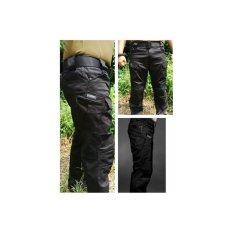 Celana Panjang Tactical Army Blackhawk Hitam