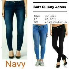 Celana Panjang Wanita - Jeans Wanita - Jeans Cewek Skinny