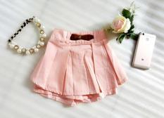 Celana Pendek Anak Cewek Model Rok / Bahan Katun Import