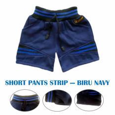 Celana Pendek Anak Short Pants Strip