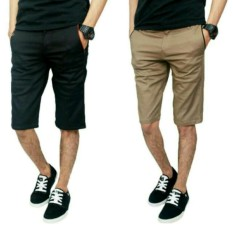 Celana Pendek  chino  Katun Twill - all size