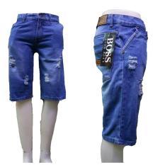 Jual Celana Pendek Cowok Model Sobek Terbaru Celana Ori