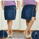 Review Tentang Celana Pendek Hot Pant Jeans Wanita Jumbo Short Pant Zipora