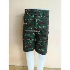 Celana Pendek Loreng NKRI/ Celana Cargo