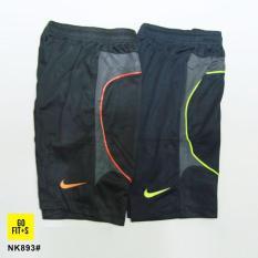Celana Pendek Olahraga Running Gym Fitness Lari Futsal Nike #893Lotto - Kx4mfl