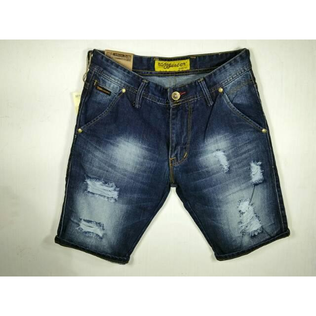Pencarian Termurah Celana Pendek Sobek Pria/Celana Jeans Cassual sale - Hanya Rp224.425