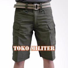 Ulasan Lengkap Celana Pendek Tactical Blackhawk Army Green