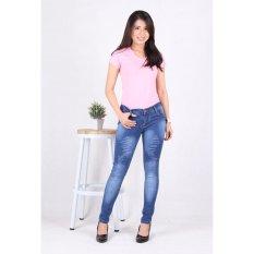 Jual Celana Pensil Wanita Jeans 1992 Termurah