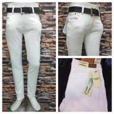 Jual Celana Putih Panjang Pria Celana Panjang Pria Original