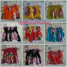 Celana Renda Kecil /Celana Bali / Hot Pants