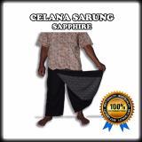 Beli Celana Sarung Sapphire Dengan Kartu Kredit
