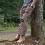 Spesifikasi Celana Sirwal Formal Ikhwan Dark Milo Bunayya Sunnah Clothing Bunayya Clothing