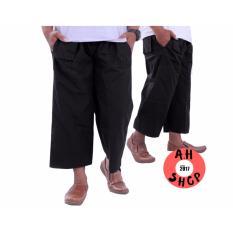 Harga Celana Sirwal Muslim New Style Black Yg Bagus