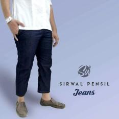 Celana Sirwal Pensil Jeans