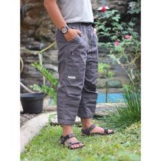 Celana Sirwal Trendy Premium - Biru